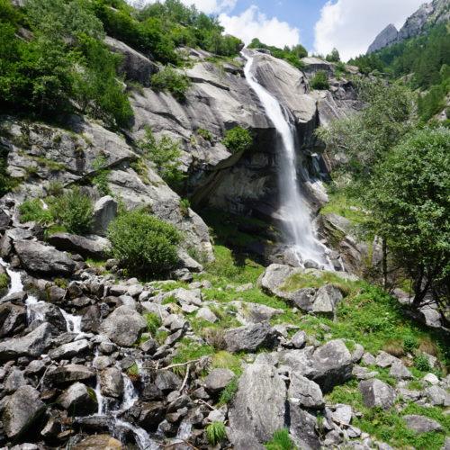 La potenza della natura nelle Cascate del Ferro!