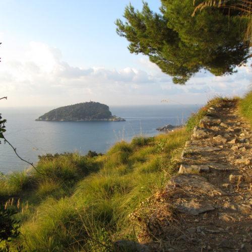 Giro giro…dell'Isola Palmaria!