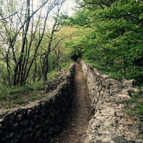 In trincea lungo la Linea Cadorna